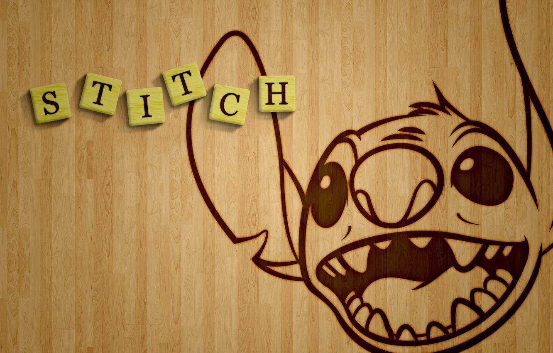Photo wallpaper cinema, Disney, monster, alien, movie, film, animated movie, Lilo & Stitch