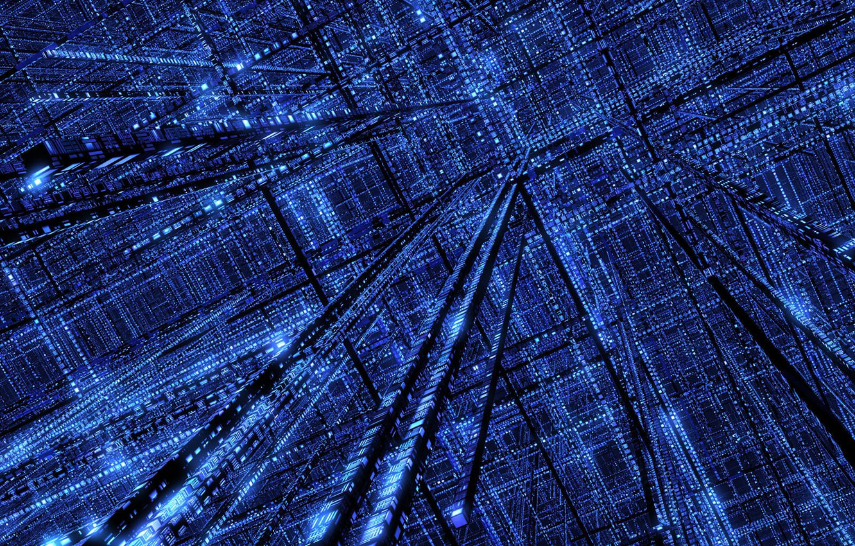 Wallpaper Light Blue Matrix Images For Desktop Section
