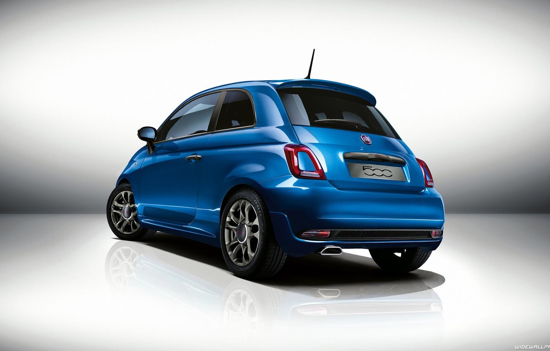 Photo wallpaper 500, Fiat, Fiat