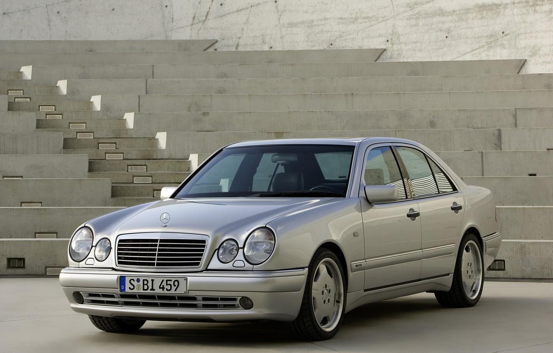 Photo wallpaper Mercedes-Benz, Mercedes, E-class, AMG, E-Class, 1996, E-class, W210, Executivklasse, Lupato, Eyed, E50