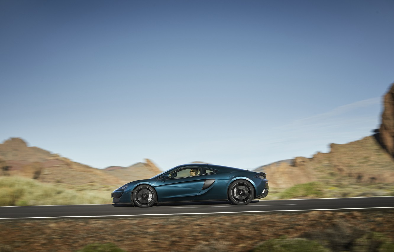 Photo wallpaper auto, McLaren, wallpaper, side view, auto, 570GT