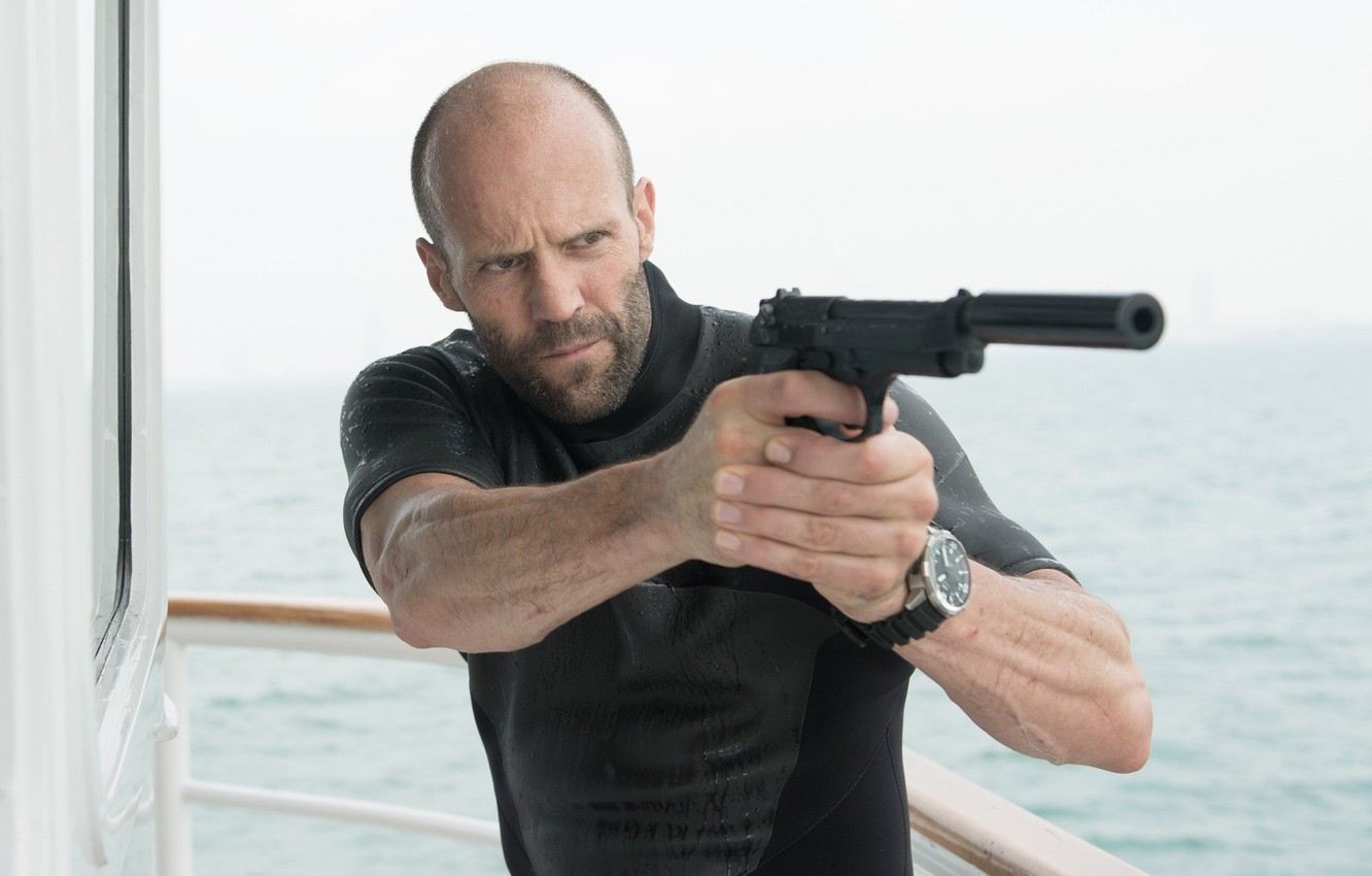 Wallpaper Wallpaper Hitman Sky Sea Man Movie Jason Statham Ship Assassin Killer Film Yacht Pose Boat Clock Powerful Images For Desktop Section Filmy Download