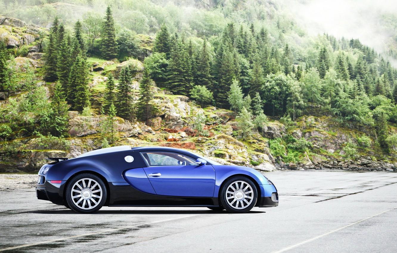 Photo wallpaper supercar, Bugatti Veyron, Bugatti, rechange, Veyron