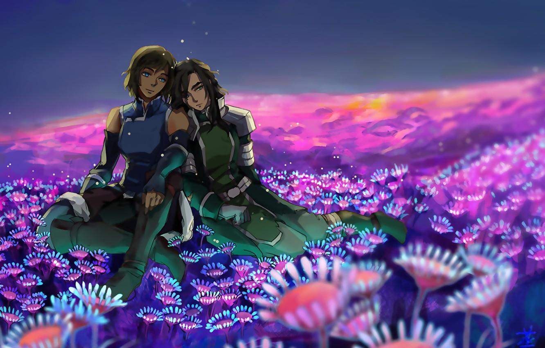 Wallpaper Flowers Perfume Art Avatar Avatar Art Korra Times