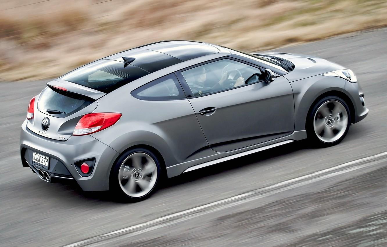 Photo wallpaper Hyundai, Hyundai, Turbo, turbo, Veloster, Veloster HD