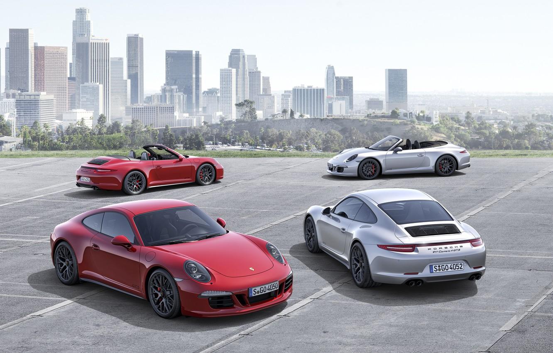 Photo wallpaper 911, Porsche, Carrera, (991)