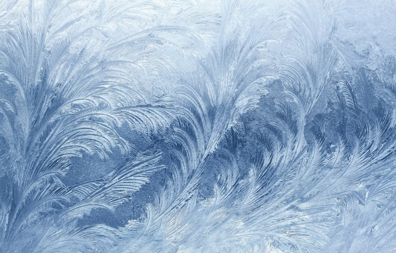 Photo wallpaper ice, winter, patterns, beautiful, texture