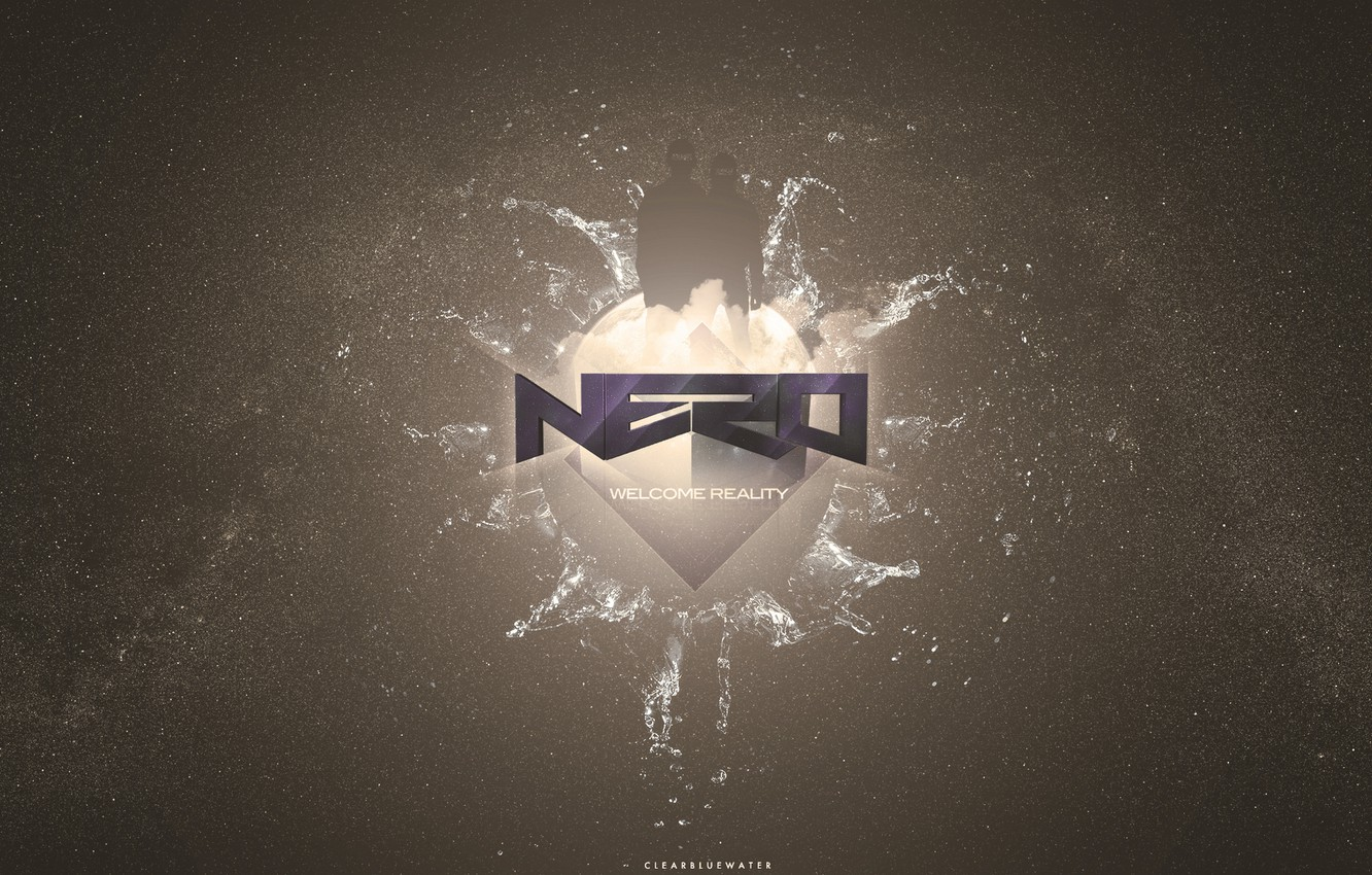 Photo wallpaper Duo, British, dubstep, Nero, drum and bass and dubstep, Welcome Reality, Reneartlol, drum-n-bass, electronic, electronic …