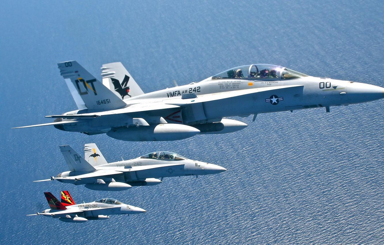 Wallpaper Flight Fighters Super Hornet F 18 Deck Images