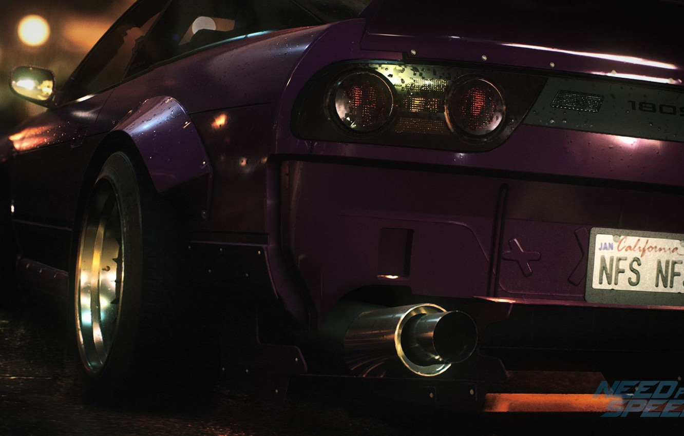 Photo wallpaper Nissan, nfs, 180, NSF, Need for Speed 2015, this autumn, new era