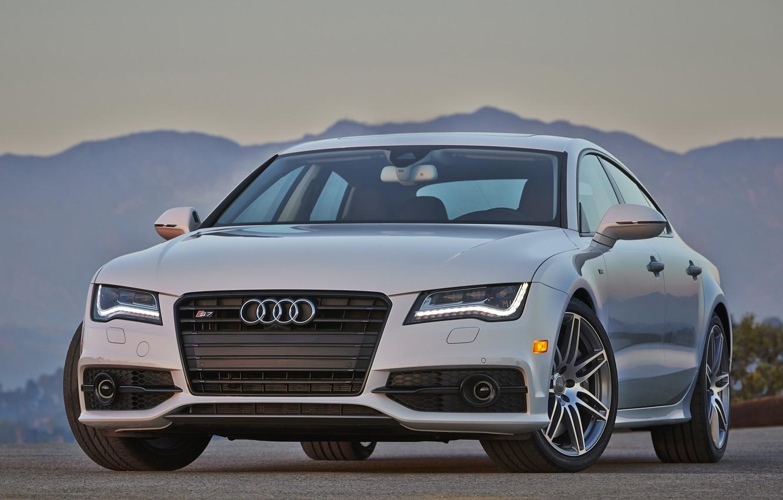 Photo wallpaper Audi, Sportback