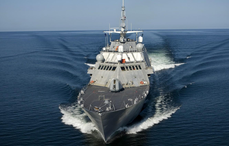 Photo wallpaper military, weapon, warship