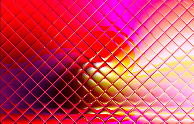 Photo wallpaper light, line, Shine, color, cell