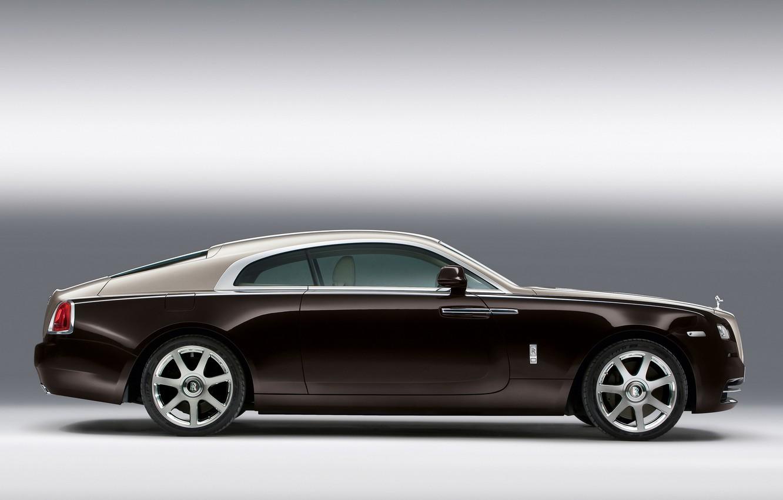Photo wallpaper coupe, Rolls-Royce, Rolls-Royce, Wraith