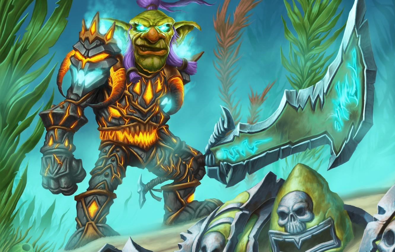 Wallpaper Armor Goblin Wow World Of Warcraft Death