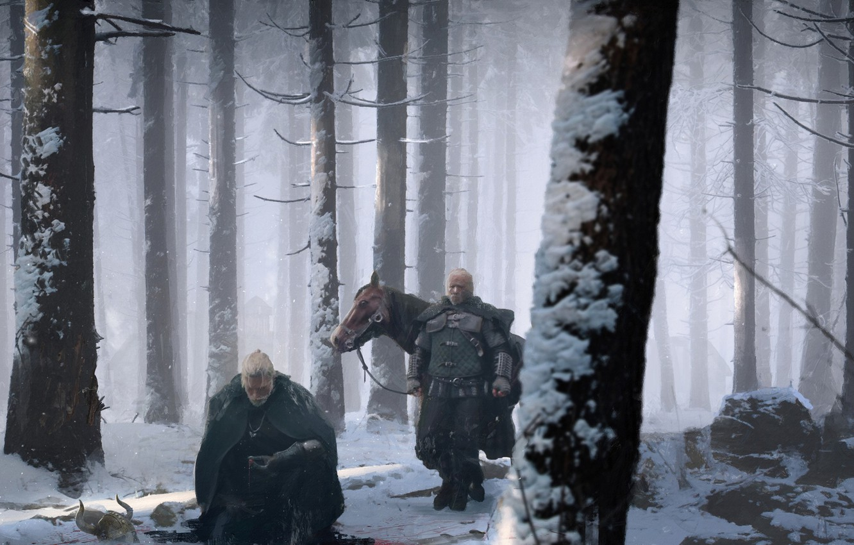 Photo wallpaper geralt, The Witcher 3 Wild Hunt, CD Projekt Red, witcher 3, Geralt of Rivia, The …