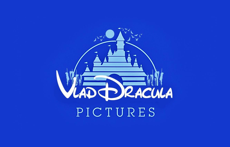 Photo wallpaper background, Walt Disney, Dracula, Vlad Dracula, Dinky