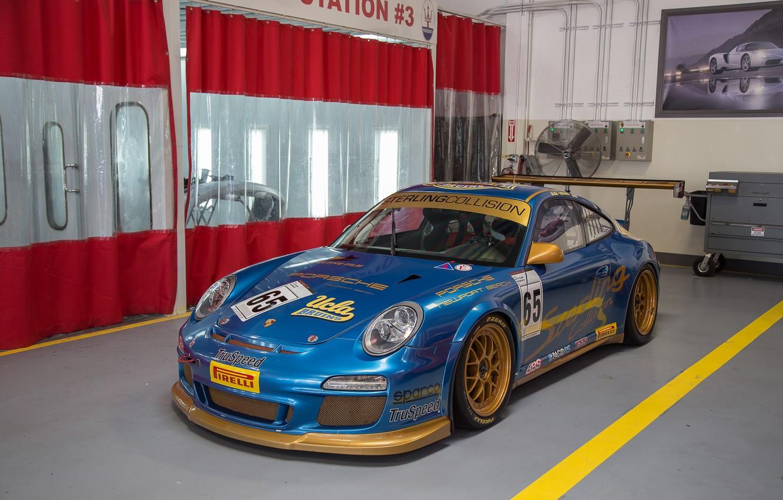 Photo wallpaper 911, Porsche, Car, GT3, Cup