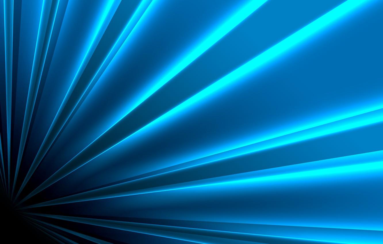 Photo wallpaper color, light, line, blue, strip, colors, light, lines, creative blue