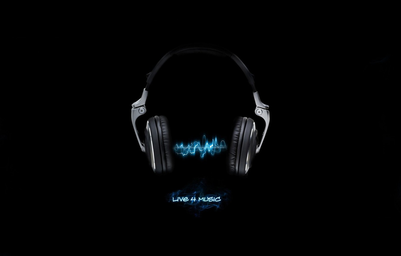 Wallpaper Headphones Life For Music Life For Music Images