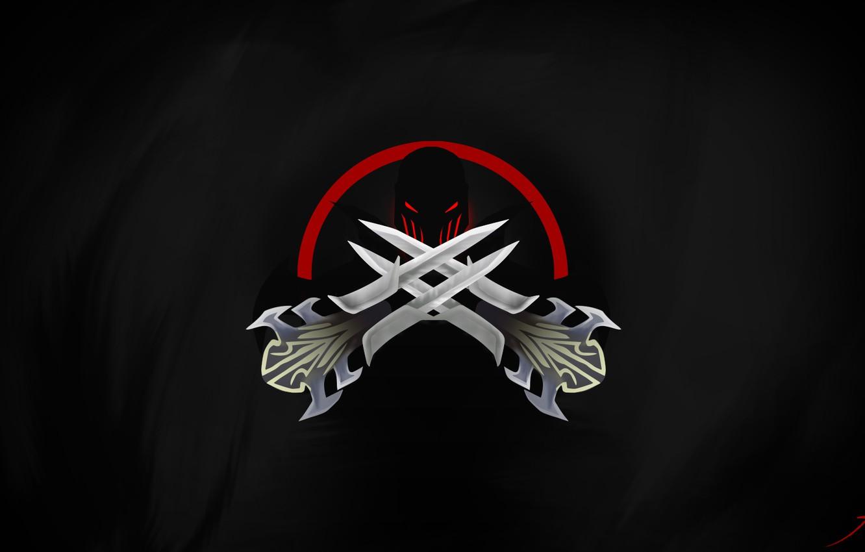 Wallpaper Killer Assassin League Of Legends Ninja Lol