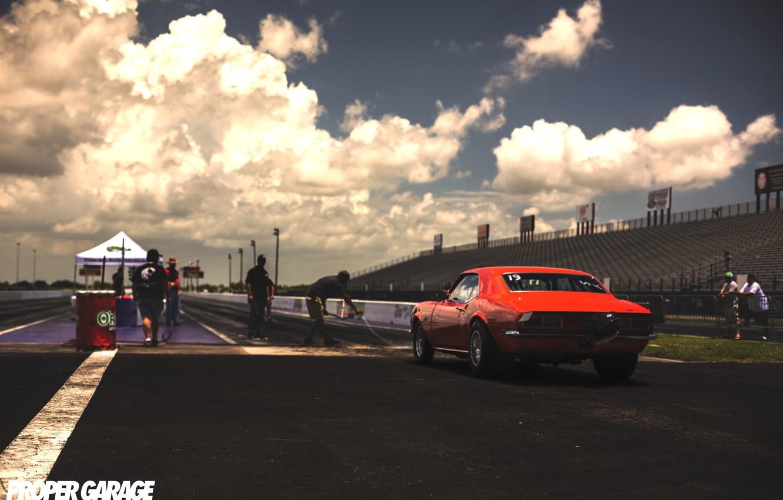 Photo wallpaper Chevrolet, Camaro