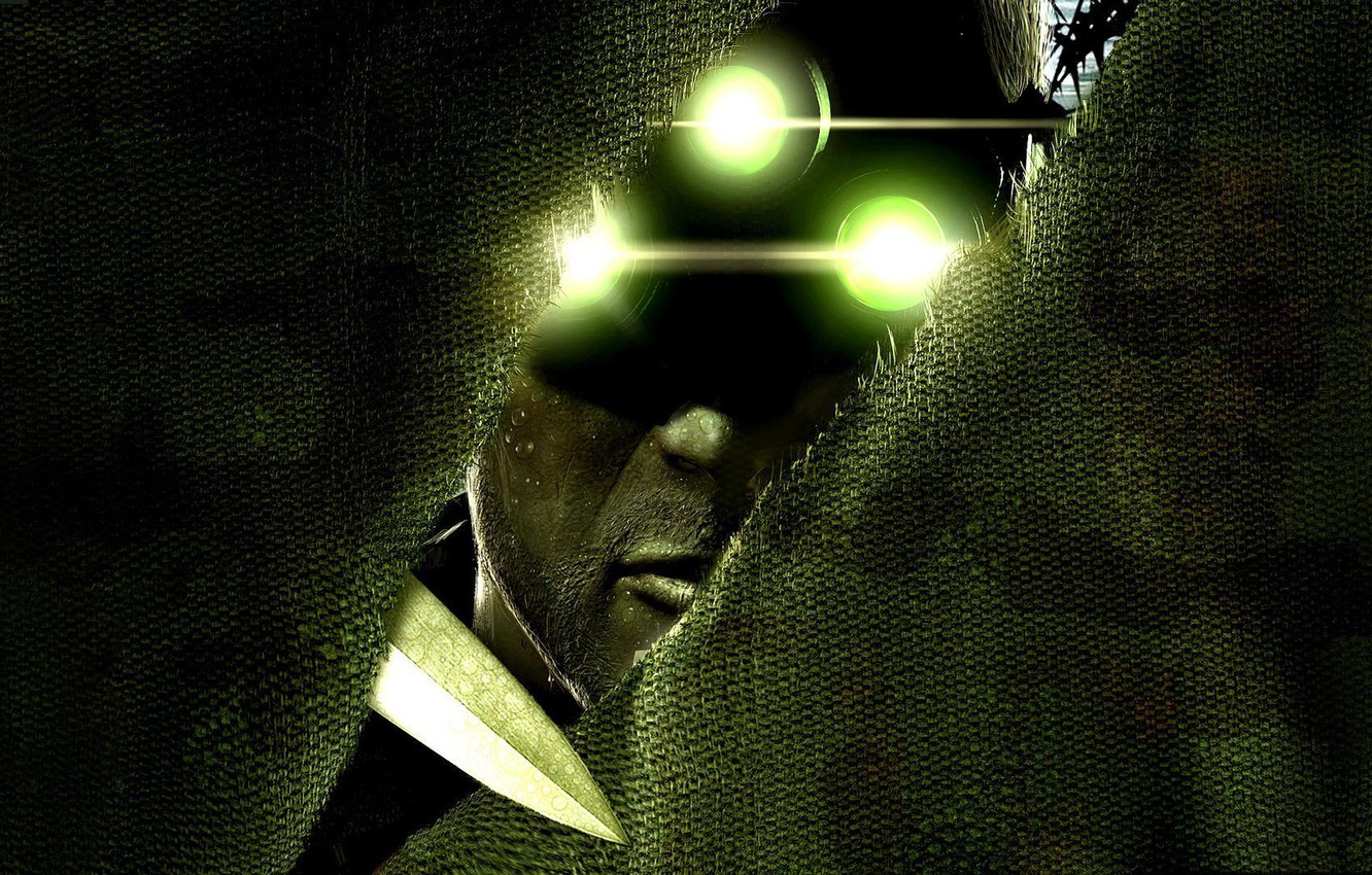 Wallpaper Sam Fisher Chaos Theory Sam Fisher Splinter