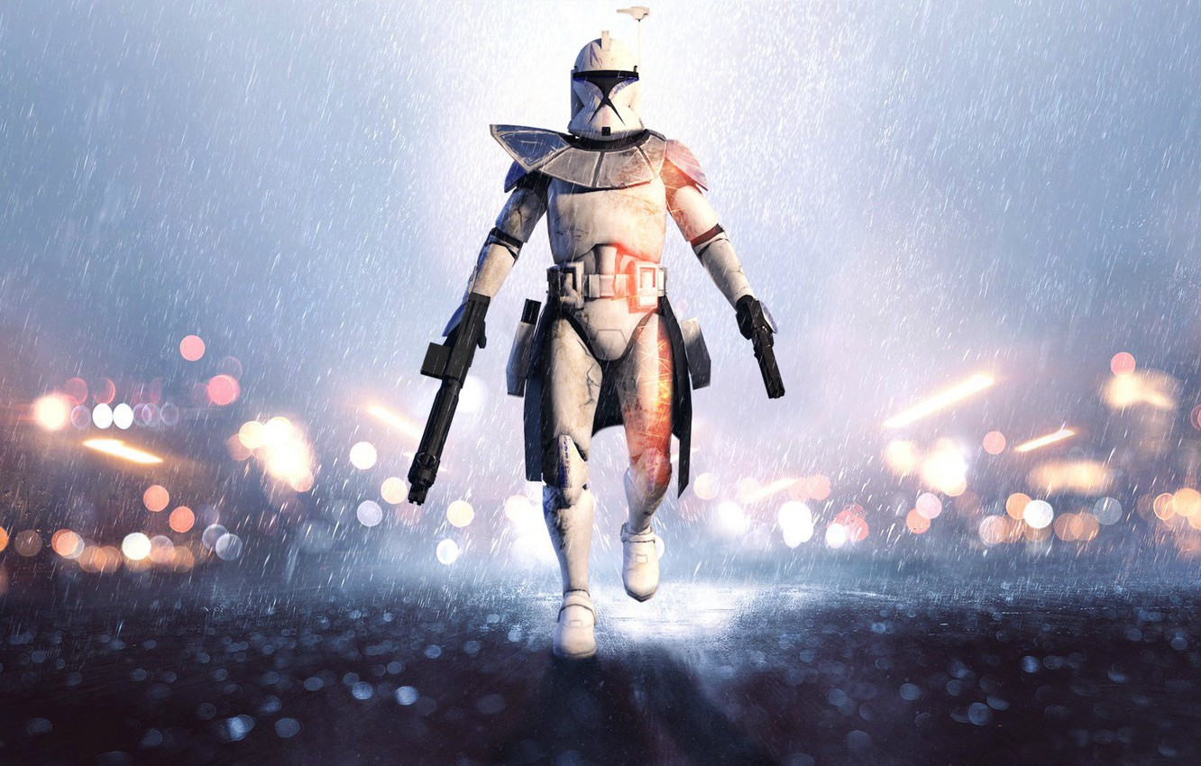 Wallpaper Game Clone Battlefield 3 Star Wars Battlefront Clone