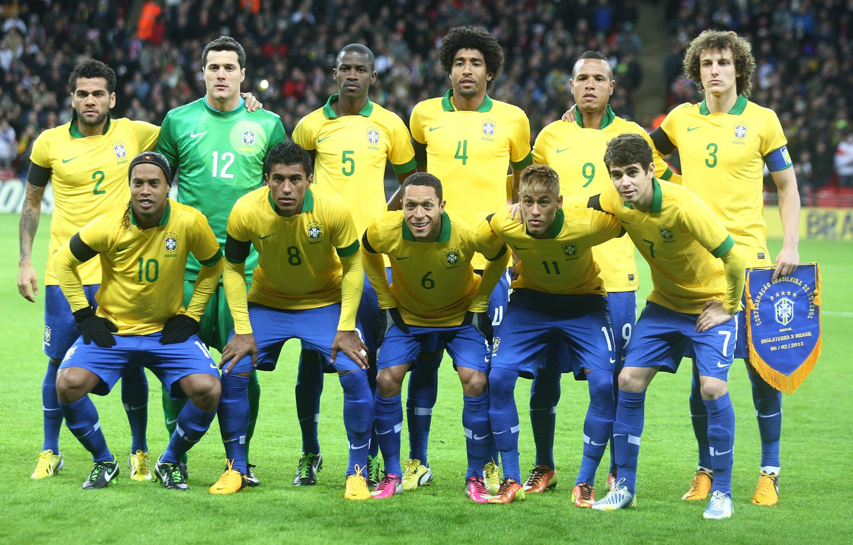 Photo wallpaper brazil, ronaldinho, football Wallpapers 2013