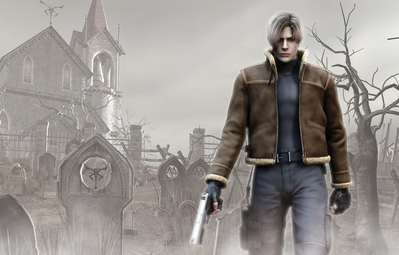 Wallpaper Game, Capcom, Leon, Resident Evil 4 images for ...