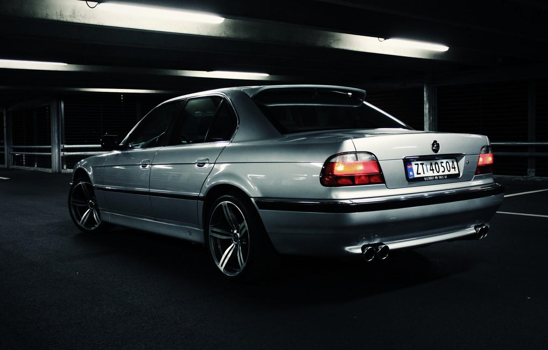 Photo wallpaper tuning, BMW, classic, bmw e38, 750il