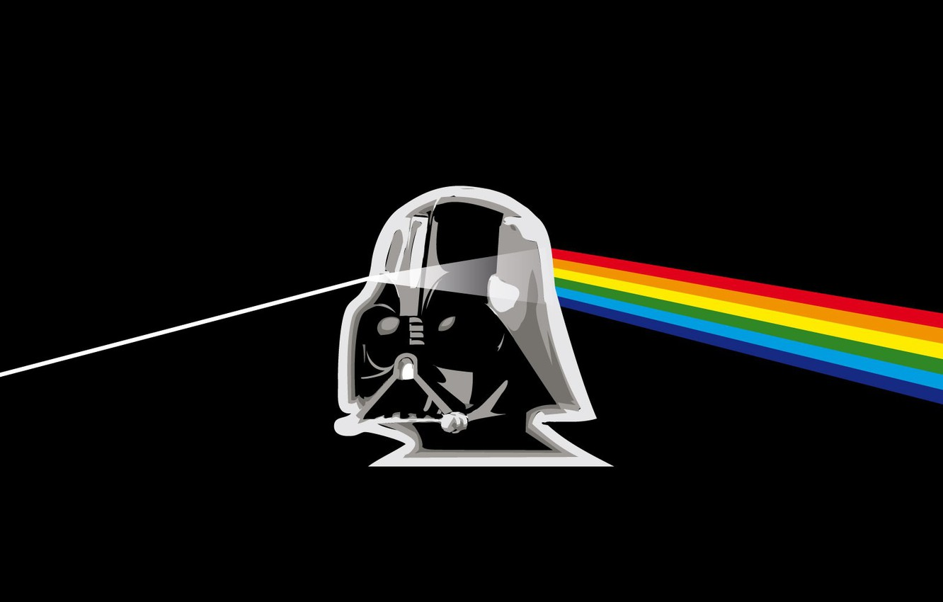 Download 840+ Wallpaper Black Rainbow Gratis Terbaik