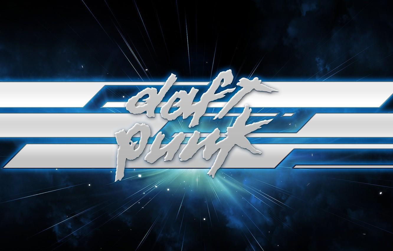 Photo wallpaper Music, Music, Daft Punk, Daft Punk