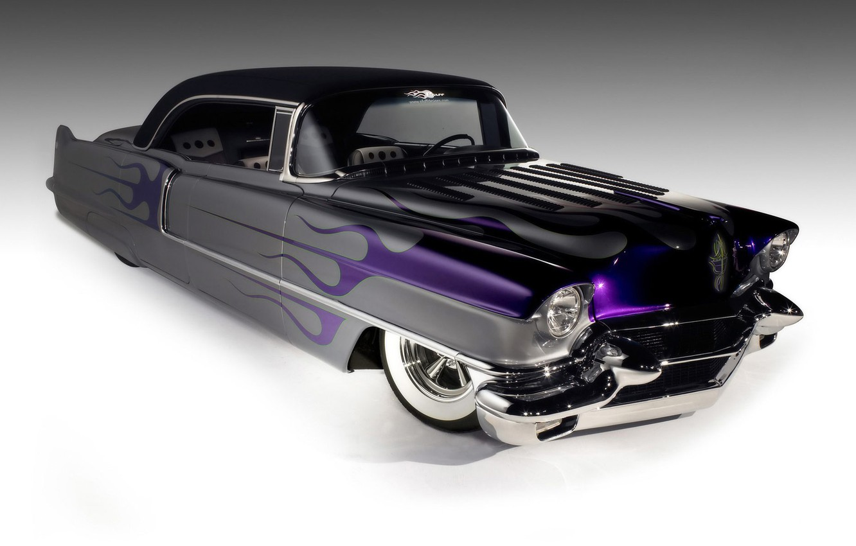 Photo wallpaper Cadillac, tuning, lowrider, Firemaker