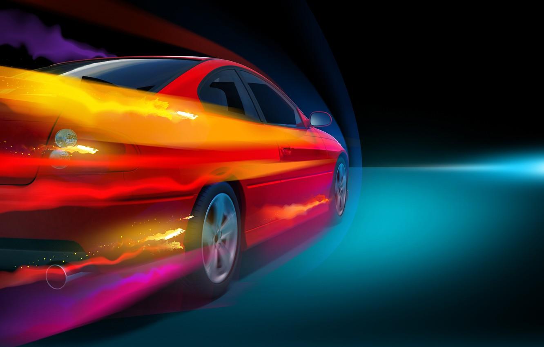 Wallpaper Light Coupe Speed Stream The Air Car Pontiac