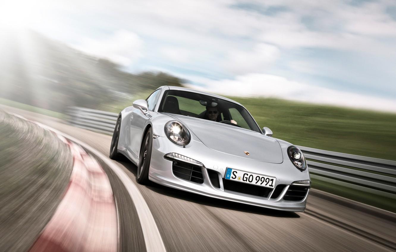 Photo wallpaper 911, Porsche, Carrera 4, Porsche, Coupe, GTS, 991, Carrera, 2014