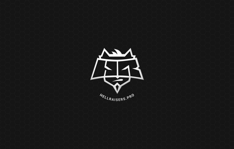 Wallpaper Logo Team Counter Strike Csgo Hellraisers Cis