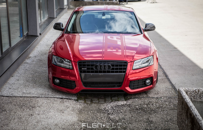 Photo wallpaper Audi
