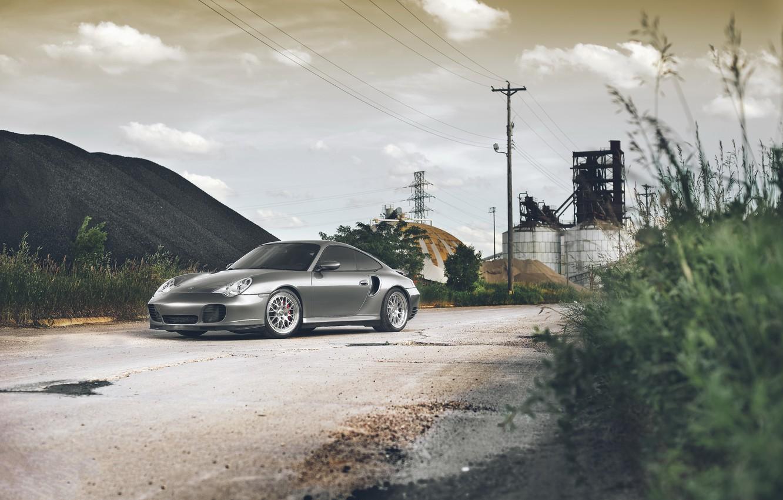 Photo wallpaper 911, Porsche, turbo, 996