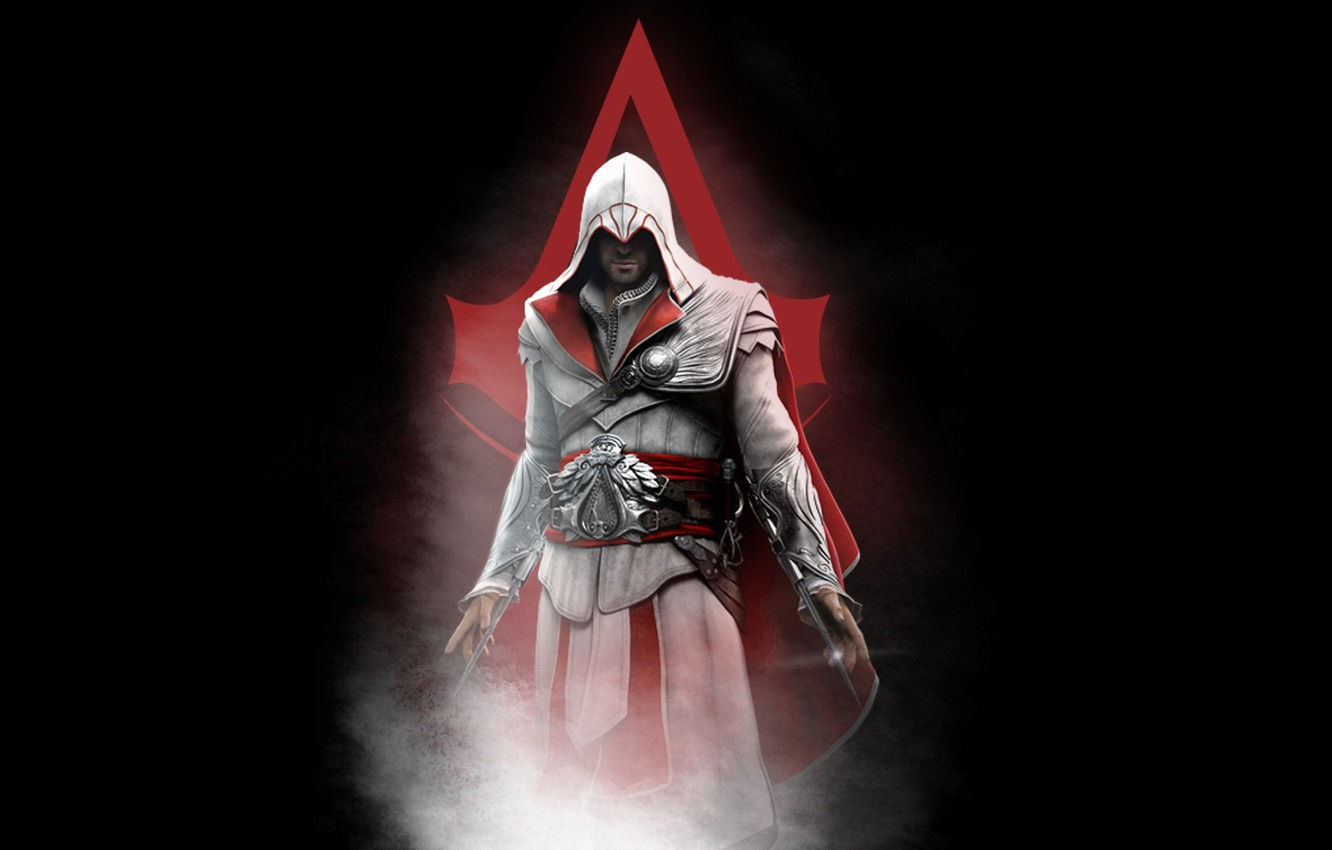 Wallpaper Ezio Assassin S Creed Ezio Auditore From Florence Images For Desktop Section Igry Download
