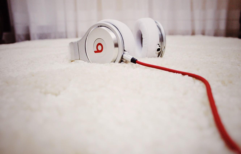 Photo wallpaper headphones, Headphones, Pro, deepho, Beats by Dre