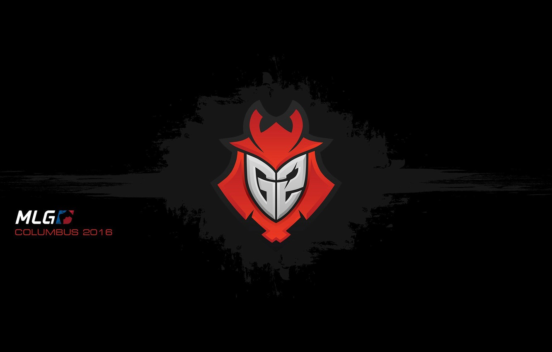 Wallpaper logo, Counter-Strike, black