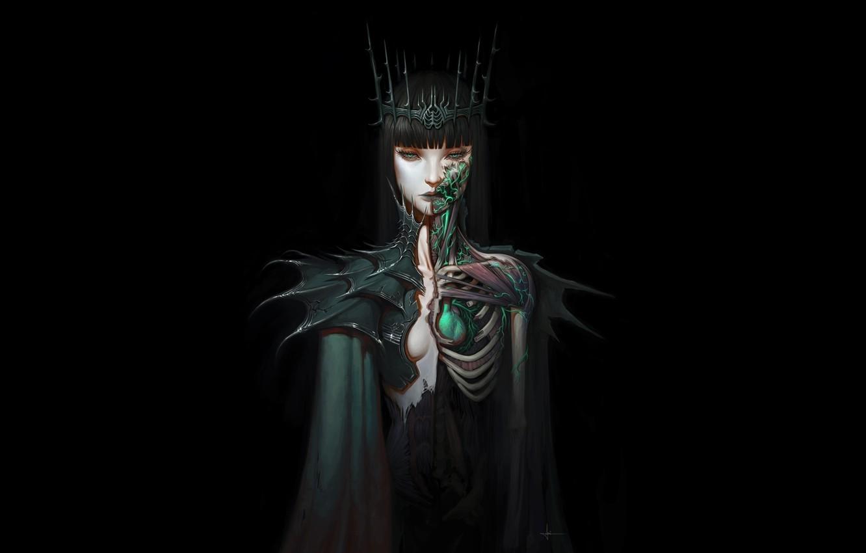 Crown Fantasy Art