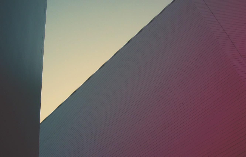 Photo wallpaper color, line, texture