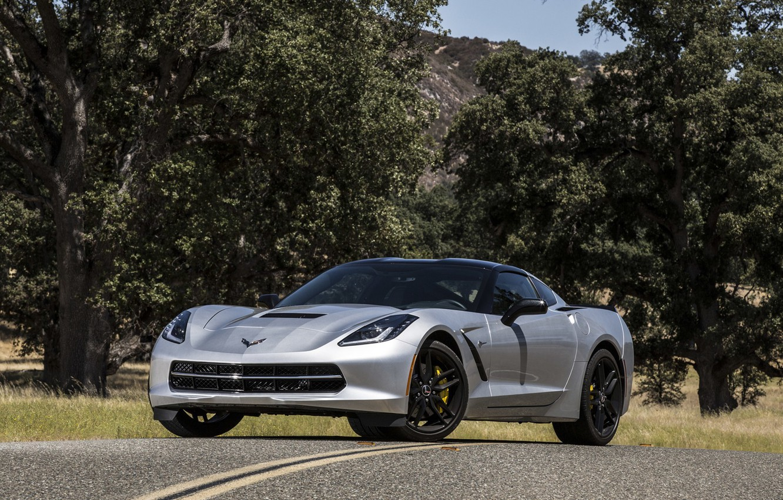 Photo wallpaper Corvette, Chevrolet, Stingray, 201