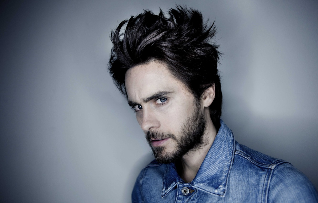 Photo wallpaper music, Jared Leto, 30 seconds to mars