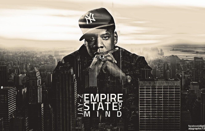 Photo wallpaper New York, music, Jay-Z, Hip-Hop, JAYZ, Roc-A-Fella, Def Jam, Jay-Z, Roc Nation
