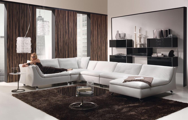 Photo wallpaper design, style, interior, living room