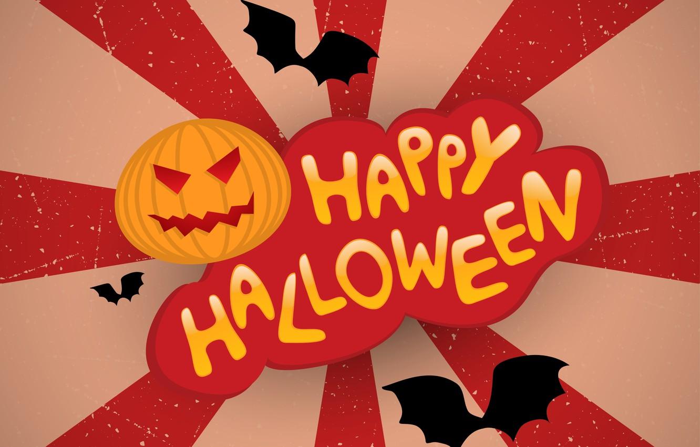 Photo wallpaper Halloween, Halloween, texture, texture, terrible, bats, creepy, creepy, scary, evil pumpkin, bats, evil pumpkins