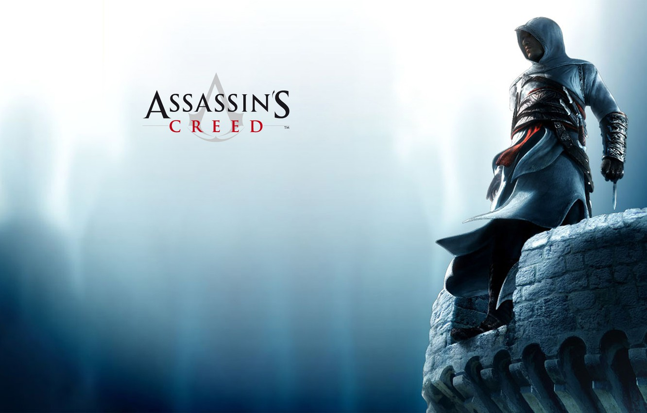 Wallpaper The Game Male Asasin Art Assassins Creed